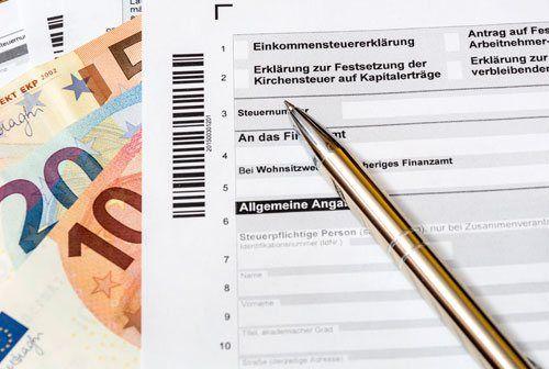 Erstellung von Steuererklärungen